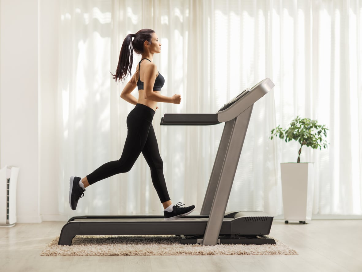 walking-on-treadmill-at-home